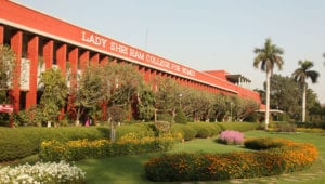 Lady Shri Ram College Of Commerce