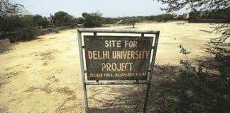 Najafgarh Campus